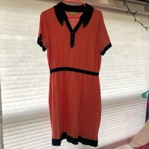 ModCloth NWOT 1X Preppy Polo Style Knit Dress